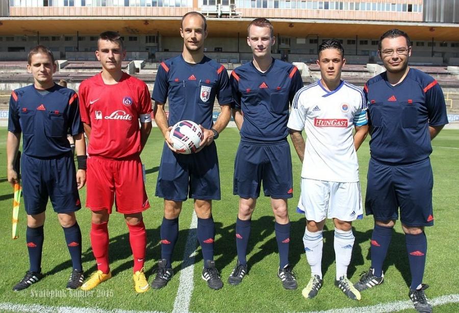 Dorastenci AS Trenčín úspešne zarezávajú na turnaji U 19 v Prahe, foto 2