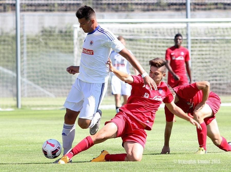 Dorastenci AS Trenčín úspešne zarezávajú na turnaji U 19 v Prahe, foto 3