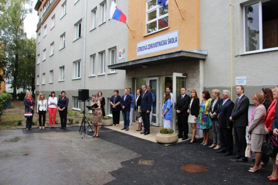 70-te výročie založenia Strednej zdravotníckej školy Trenčín sa ponesie v slávnostnom duchu ocenení, foto 1