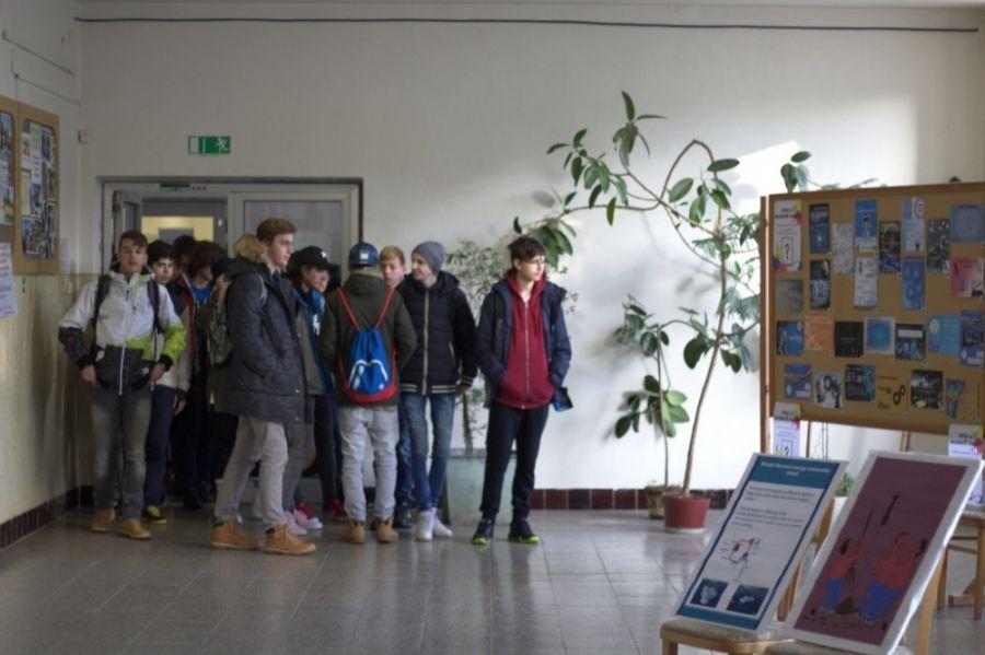 Handlovské dni techniky boli lákadlom pre študentov základných a stredných škôl, foto 3