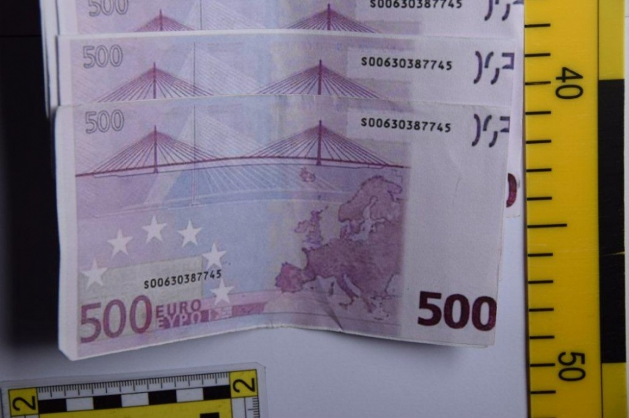 13 400 eur vo falošných bankovkách - falšovateľom teraz hrozí väzenie