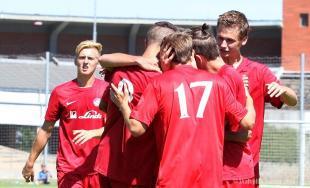 Dorastenci AS Trenčín úspešne zarezávajú na turnaji U 19 v Prahe