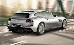 Ferrari GTC 4 Lusso