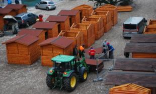 Vianočný jarmok v Trenčíne bude plný remeselných výrobkov, otvára sa už 5. decembra