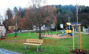Nové detské ihrisko a oddychová zóna pre všetkých spríjemnia voľný čas všetkým obyvateľom
