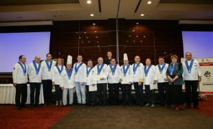 Ocenenia Slovenského zväzu kuchárov a cukrárov putovali aj do Púchova,SOŠ OaS má ocenených pedagógov