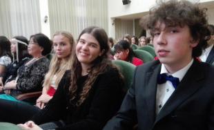 Pozrite sa, ako nás žiaci reprezentovali v Moskve, priniesli si zaujímavé a významné ocenenia