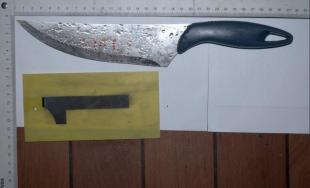 53-ročný Július bodol svojho 48-ročného brata, je to už druhé napadnutie nožom v Prievidzi za týždeň