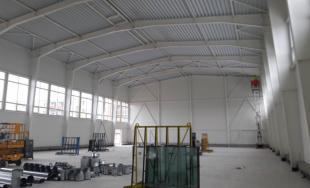 Výstavba telocvične pri Športovom gymnáziu v Trenčíne by mala byť hotová už v júni tohto roka