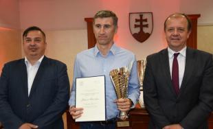 Mesto Trenčín udelilo ocenia svojim najlepším športovcom za ich úspechy v roku 2017