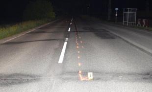 Pri nehode počas piatkovej noci zahynul 38-ročný vodič, zraneniam podľahol na mieste nehody