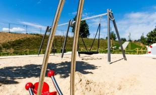 Mestská časť Stred sa už čoskoro bude tešiť z nového detského ihriska, otvoria ho už 1. júna