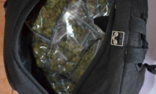 Policajti v Partizánskom zaistili 1 102 gramov marihuany v hodnote viac ako 8 000 eur