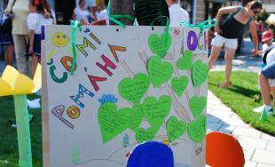 Na Štúrovom námestí sa oslavoval Svetový deň životného prostredia