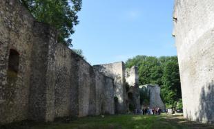 Trenčiansky hrad sa dočkal - začína sa rekonštrukcia južného opevnenia, pribudne aj nový vstup