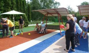 Klientov DSS Púchov - Nosice potešila návšteva dobrovoľníkov, absolvovali spolu kopu aktivít