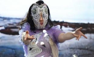 Björk - Pohoda festival, Trenčín, SK